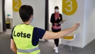 Hier gehts lang: Corona-Impfung bei Lufthansa