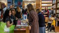 Die Frankfurter Buchmesse des Vor-Corona-Zeitalters