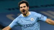 Wichtiger Spieler bei Manchester City: Ilkay Gündogan