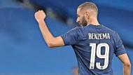 """""""Bin da ein bisschen Banane"""": Daniel Cohn-Bendit freut sich auf den französischen Rückkehrer Karim Benzema."""