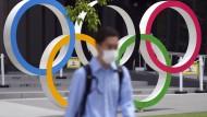 Olympia-Gäste, die nach Tokio reisen, werden 14 Tage lang per GPS geortet.