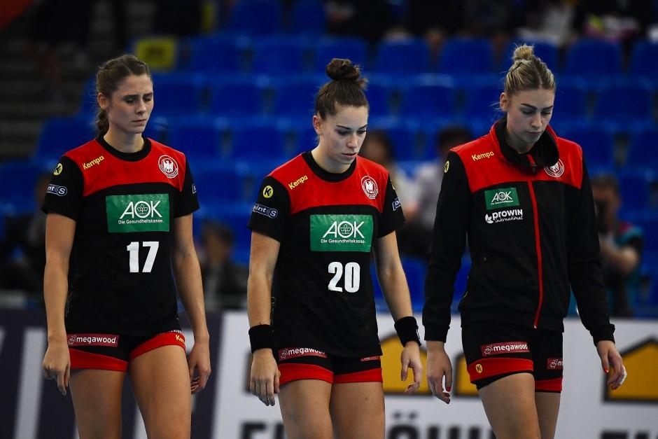 deutsche handballerinnen verspielen