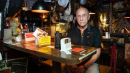 "Norbert Finke hat seine ""Klo-Kneipe"" 1971 eröffnet."