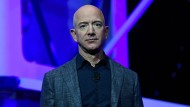 Hat schon lange im All große Pläne, demnächst fliegt er selbst hin: Jeff Bezos