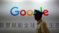 Zusammenarbeit mit den Sicherheitsbehörden? Google möchte gern zurück nach China.