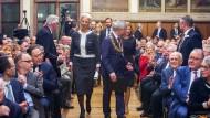 """Geht häufiger """"raus"""" als ihr Vorgänger: EZB-Präsidentin Christine Lagarde"""