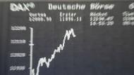 Im Aufwärtstrend: neues Rekordhoch für den Dax