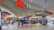 Zollfrei auch in der Pandemie: Gebrüder-Heinemann-Shop am Flughafen von Sydney