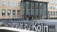Das Hauptgebäude der Universität zu Köln