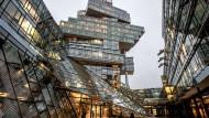 Die Zentrale der Norddeutschen Landesbank in Hannover