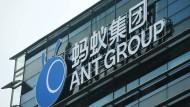 Zentrale der Ant Group im chinesischen Hangzhou