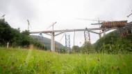 Die Filstalbrücke (Archivbild aus dem vergangenen Jahr)