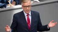 Dietmar Bartsch während einer Rede im Bundestag