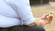 Fettleibigkeit ist eine größere Gefahr für die Menschheit als Epidemien, sagt der Historiker Harari.