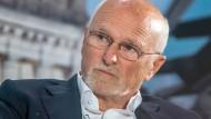 Dirk Roßmann, Vorsitzender der Geschäftsführung der Rossmann GmbH
