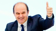 Martin Brudermüller, seit 2018 Vorstandsvorsitzender der BASF SE