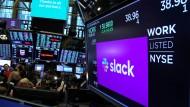 Vereinbarung über 27,7 Milliarden Dollar: SAP-Rivale Salesforce übernimmt Slack