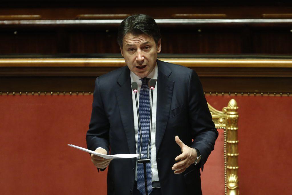 https fr businessam be conte garde sa place a la tete du gouvernement italien mais pour combien de temps