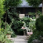 Sunny Seating Area In Garden Side Buy Image 11231660 Living4media