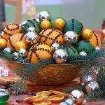 Citrus Cloves Silver Christmas Tree Buy Image 12142194 Living4media