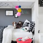 Bunk Beds With Soft Toys And Black And Buy Image 11248495 Living4media