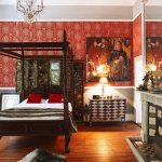 Traditional Four Poster Bed With Turned Buy Image 11285207 Living4media