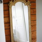 Antique Full Length Mirror With Gilt Buy Image 11293783 Living4media