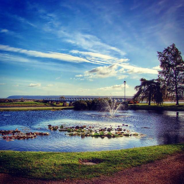 Skräckleparken i Vänersborg. #vänersborgaren #adesworld