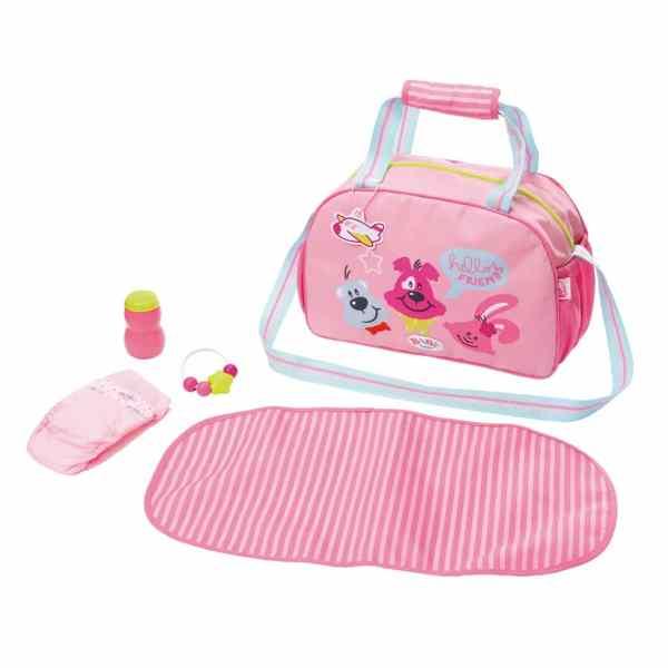 Zapf Creation Skötväska till docka Baby Born rosa