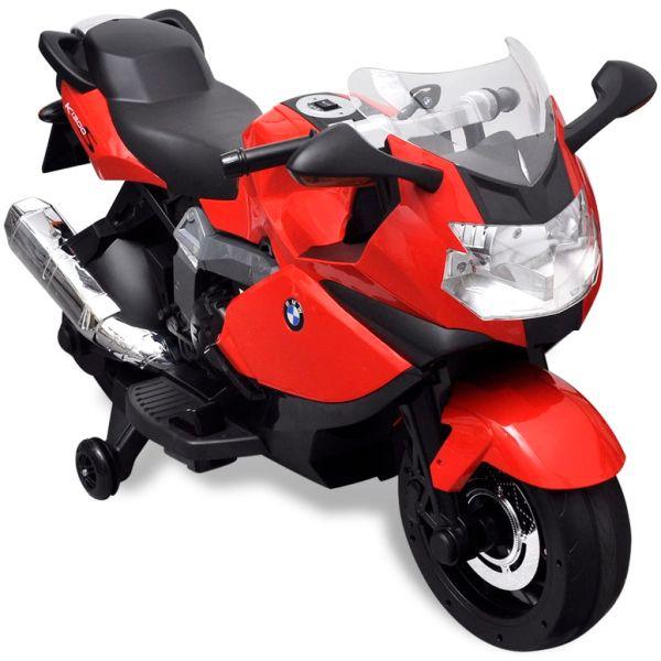 Elmotorcykel för barn BMW 283 Röd 6 V