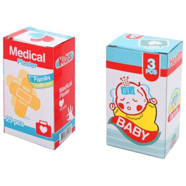 vidaXL Doktorsleksak för barn 15 delar 38x30x67,5 cm