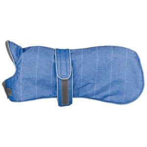 TRIXIE Hund vinterjacka Belfort storlek XS 25 cm blå 67860