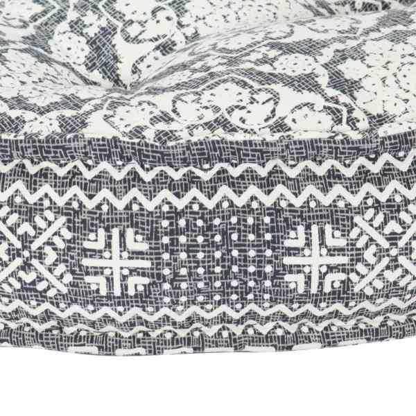 vidaXL Soffa 100×20 cm tyg ljusgrå