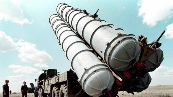 S-300 Boden-Luft-Raketen