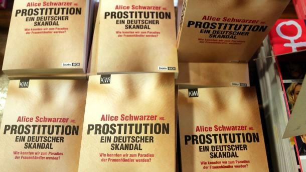 Skandal, nicht nur im Sperrbezirk: Geht es nach Alice Schwarzer, sind Sexarbeiterinnen ausnahmslos Opfer