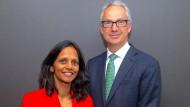 Auch gegen Shemara Wikramanayake, Chefin der Macquarie Bank, ermitteln deutsche Staatsanwälte.