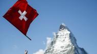 Hoch hinaus: Die Schweizer Währung wird seit Frühjahr 2018 tendenziell immer stärker.