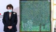 Musée d'Orsay restituiert Klimt: Gerechtigkeit für Nora Stiasny