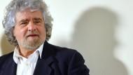 Beppe Grillo. Der Sohn des Gründervaters der linkspopulistischen Fünf-Sterne-Bewegung ist Hauptangeklagter im Fall der Gruppenvergewaltigung einer Mailänder Studentin.