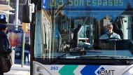 Corona in Spanien und Portugal: In Bussen soll geschwiegen werden
