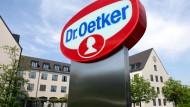 Der Sitz der Dr. August Oetker KG am 18.06.2013 in Bielefeld