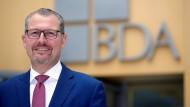 Arbeitgeberpräsident Rainer Dulger: Mit Unternehmergeist aus der Krise