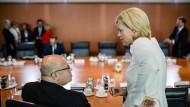 Das Kabinett wendet sich gegen das Vorhaben von Wirtschaftsminister Peter Altmaier (CDU).
