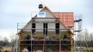 Der Anstieg von Hauspreisen könnte 2024 enden