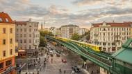 Die Schönhauser Allee im Berlin Prenzlauer Berg erlebte in den vergangenen Jahren einen wahren Ansturm.