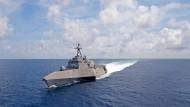 Neue Strategien für den Indo-Pazifik-Raum sollen China in Schach halten
