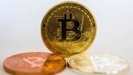 Im Hype: Bitcoin & Co. sind derzeit ein gefragtes Spekulationsobjekt.