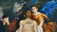 Edouard Manets Gesamtwerk: Kinder mit großen blauen Schwingen