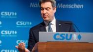 Fordert die Aufhebung der Impfpriorisierung und mehr Rechte für Geimpfte: CSU-Chef Markus Söder