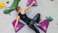 Populärer Sport: Klettern in Hallen wird immer beliebter